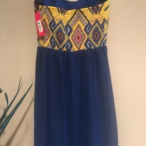 Xhilaration Dresses - NWT 🌸 Maxi Dress 🌸 Size Medium